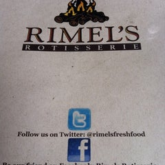 Photo taken at Rimel's Rotisserie by Lori B. on 5/9/2011