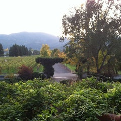 Photo taken at Beaulieu Vineyard's Rutherford House by Kimberly B. on 11/14/2011