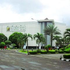 Photo taken at Jakarta Convention Center (JCC) by Jakarta Badge on 3/12/2012