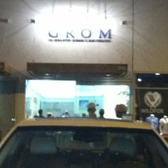 Photo taken at Grom by Will V. on 7/31/2011