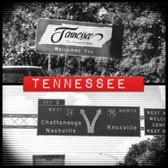 Photo taken at Georgia/Tennessee State Line by Concierge O. on 9/6/2012