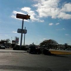 Photo taken at Hardee's by Debra T. on 11/4/2011