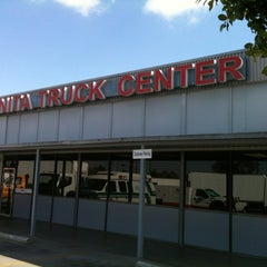 Photo taken at Carmenita Truck Center by Ralph A. on 1/17/2012