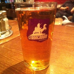 Photo taken at Strongroom Bar by Peter R. on 12/6/2011