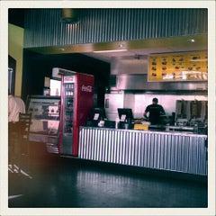 Photo taken at The Kebab Shop by Vishal K. on 1/27/2012