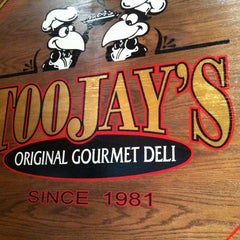 Photo taken at TooJay's Gourmet Deli by David T. on 3/22/2012