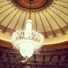 Photo taken at Neil Simon Theatre by Kendall A. on 4/15/2012