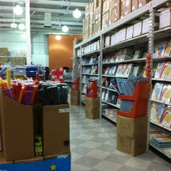 Photo taken at Office Max by Francisco S. on 8/16/2011
