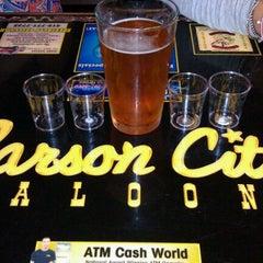 Photo taken at Carson City Saloon by Brandon G. on 8/20/2011