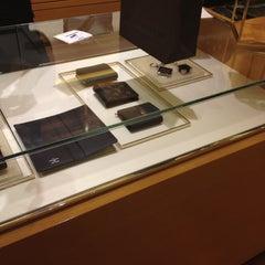 Photo taken at Louis Vuitton by Jitti L. on 4/1/2012