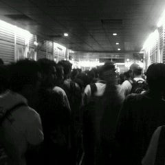 Photo taken at Harmoni Central Busway by Tony M. on 1/27/2012