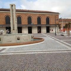 Photo taken at Stazione Rovigo by Siro D. on 8/16/2012