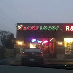 Photo taken at Tacos Locos by Ram E. on 12/21/2011
