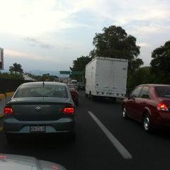 Photo taken at Oxxo Burgos by Bastian R. on 6/4/2012