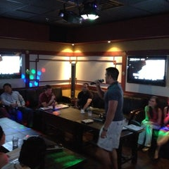 Photo taken at Family Karaoke by Gordon S. on 4/29/2012