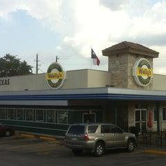 Photo taken at Wally's Burger Express by Greg B. on 9/18/2011
