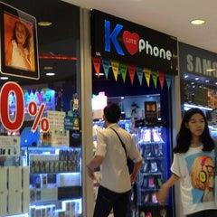 Photo taken at K phone by Jib🎈🌹🌴🇷🇺 on 7/29/2012