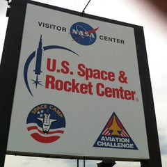 Photo taken at U.S. Space and Rocket Center by Henry M. on 8/18/2012