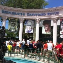 Photo taken at Beetlejuice's Graveyard MashUp by Allen B. on 4/28/2012