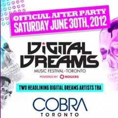 Photo taken at Cobra Nightclub by Jaida . on 7/1/2012