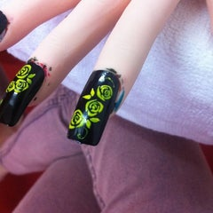 Photo taken at Nail Chemistry by Jacquelin S. on 5/27/2012