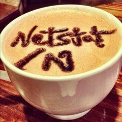 Photo taken at Bedlam Coffee by Jeffrey C. on 2/25/2012