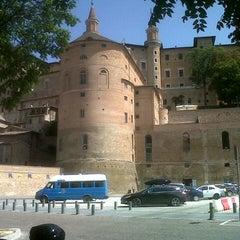Photo taken at Borgo Mercatale by Andrea Tomassini on 8/23/2012
