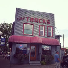 Photo taken at The Tracks by Andrea B. on 7/29/2012
