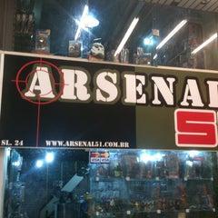 Photo taken at Arsenal51 by Rogerio R. on 8/1/2012