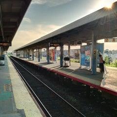 Photo taken at LIRR - Hicksville Station by Derek S. on 7/11/2012