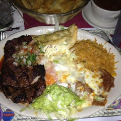 Photo taken at El Compadre by Dinorah V. on 7/29/2012