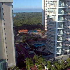 Photo taken at Promenade Barra First by Amaro L. on 3/14/2012