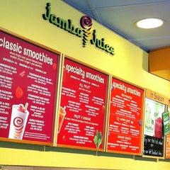 Photo taken at Jamba Juice by Randy C. on 2/5/2012
