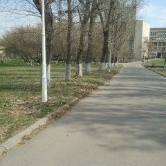 Photo taken at Universitatea Politehnică by Bianca N. on 3/29/2012