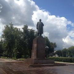Photo taken at Подольск by Dilshod I. on 7/19/2012