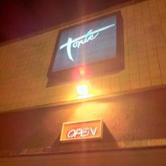 Photo taken at Tonic Bar by Chris R. on 5/27/2012