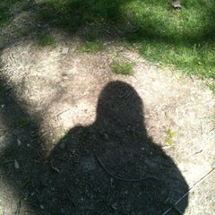 Photo taken at Shullgate Park by Jax on 4/8/2012