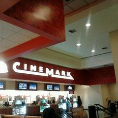 Photo taken at Cinemark by Solange B. on 2/6/2012