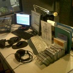 Photo taken at Sejahtera 107.3 FM by carlo j. on 9/10/2012