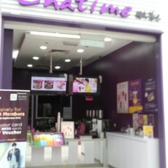 Photo taken at Chatime by Alan C. on 8/25/2012