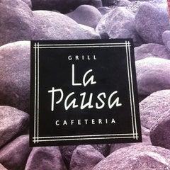 Das Foto wurde bei La Pausa von Federico S. am 6/29/2012 aufgenommen