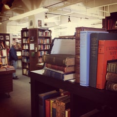 Photo taken at Book Bay Fort Mason by Malcolm J. on 9/2/2012