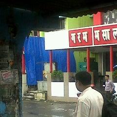 Photo taken at Garam Masala by Meenakshi S. on 9/6/2011