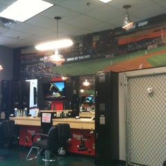 Photo taken at SportClips by Tom G. on 10/2/2011