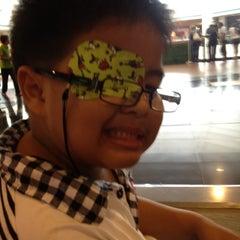 Photo taken at Golden Screen Cinemas (GSC) by zahrina j. on 4/28/2012