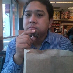 Photo taken at Dunkin Donuts by Amy S. on 11/20/2011