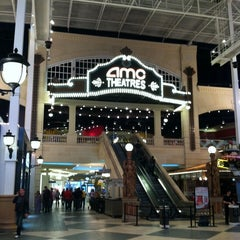 Photo taken at AMC Easton Town Center 30 by ✈The W. on 3/11/2012