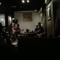 Photo taken at Kopi Merah by Andrew J. on 1/3/2012
