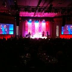 Photo taken at Hollywood Ballroom by Riccardo R. on 6/7/2012