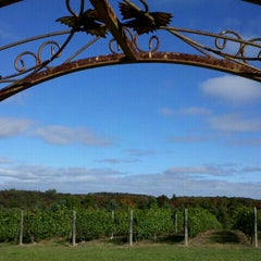 Photo taken at Silver Leaf Vineyard and Winery by E'beth D. on 10/1/2011